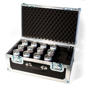Tourcase Lightcan Charging Case (Holds 12)